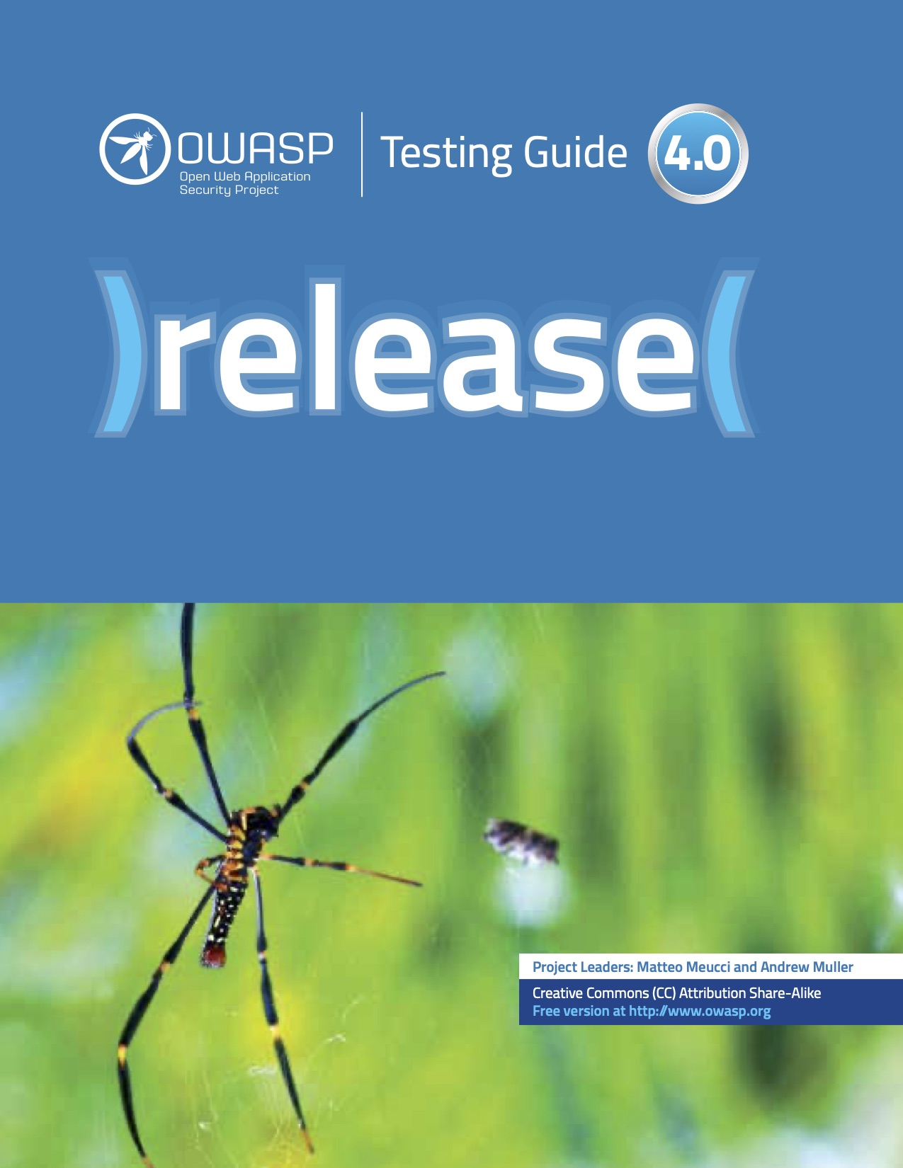 OWASP Test Guide v4